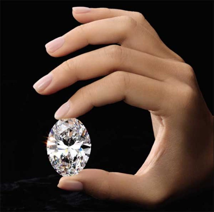 'Perfect' 88.22-Carat Oval Diamond to Headline Sotheby's Hong Kong Auction